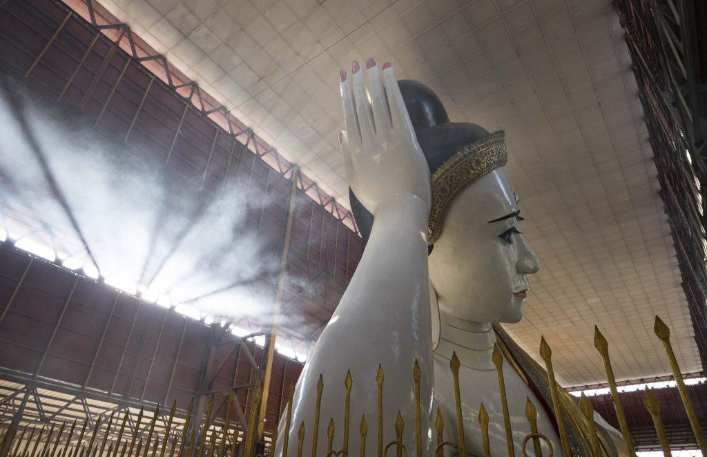 陽光和佛陀